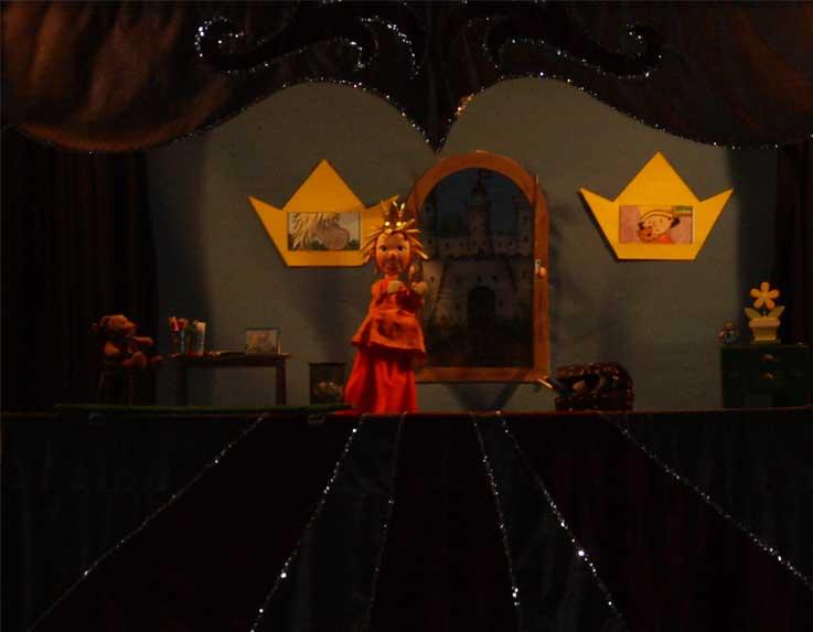 Ratskeller Themenabende Puppentheater Prinzessin