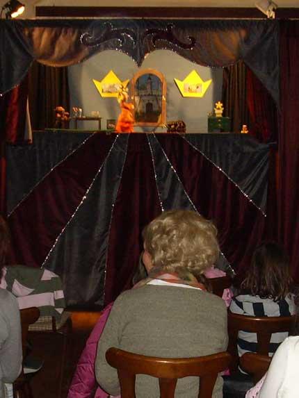 Ratskeller Themenabende Puppentheater